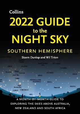 2022 Guide to the Night Sky Southern Hemisphere -
