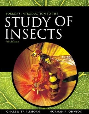 Borror and DeLong's Introduction to the Study of Insects - pr_313930
