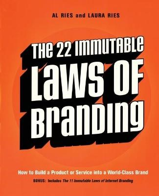 The 22 Immutable Laws of Branding - pr_293970