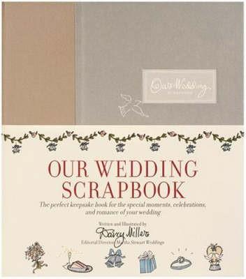 Our Wedding Scrapbook -
