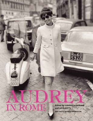 Audrey in Rome -