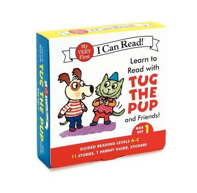 Learn to Read with Tug the Pup and Friends! Box Set 1 -
