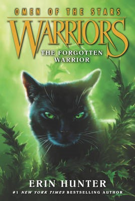 Warriors: Omen of the Stars #5: The Forgotten Warrior - pr_303646