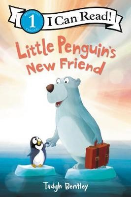Little Penguin's New Friend -