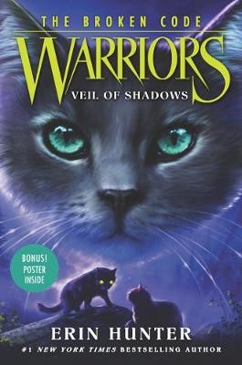 Warriors: The Broken Code #3: Veil of Shadows - pr_1830667