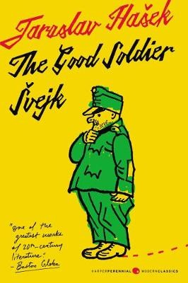 The Good Soldier Svejk and His Fortunes in the World War - pr_35992