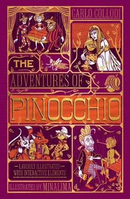 Adventures of Pinocchio, The [Ilustrated with Interactive Elements] - pr_1831183