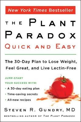 The Plant Paradox Quick and Easy -