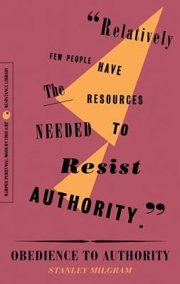 Obedience to Authority - pr_462