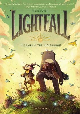 Lightfall: The Girl & the Galdurian -