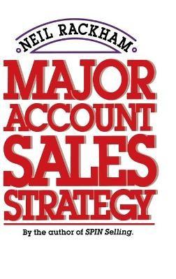 Major Account Sales Strategy - pr_294194