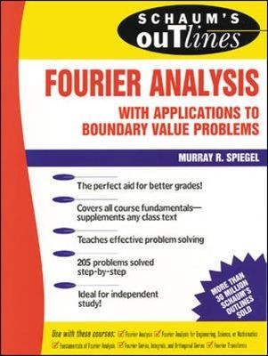 Schaum's Outline of Fourier Analysis with Applications to Boundary Value Problems - pr_294247