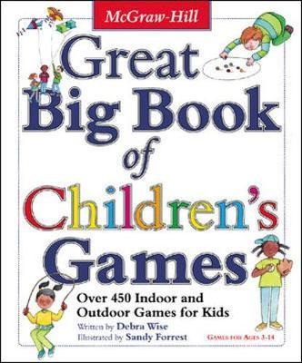 Great Big Book of Children's Games - pr_294147