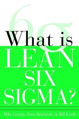 What is Lean Six Sigma - pr_294156