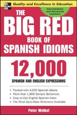 The Big Red Book of Spanish Idioms - pr_294155