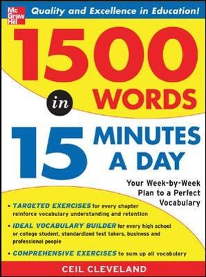 1500 Words in 15 Minutes a Day - pr_294273