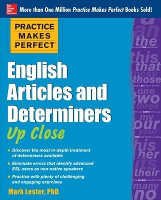 Practice Makes Perfect English Articles and Determiners Up Close - pr_102472
