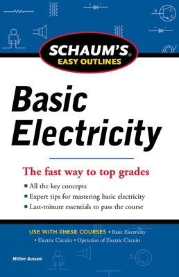 Schaums Easy Outline of Basic Electricity Revised - pr_299989