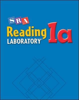Reading Lab 1a, Complete Kit, Levels 1.2 - 3.5 -