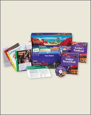 Reading Lab 3a, Complete Kit, Levels 3.5 - 11.0 -