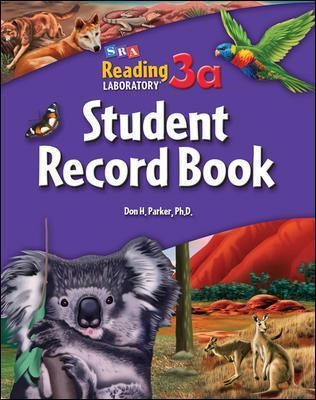 Reading Lab 3a, Student Record Books (Pkg. of 5), Levels 3.5 - 11.0 -