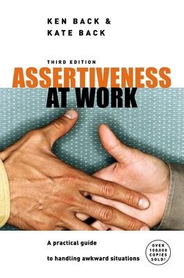 Assertiveness At Work - pr_70847