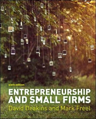 Entrepreneurship and Small Firms -