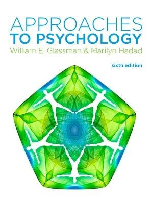 Approaches to Psychology -