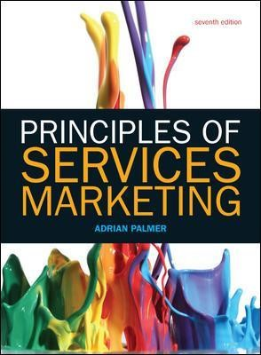 Principles of Services Marketing -