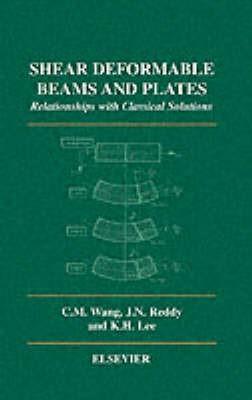 Shear Deformable Beams and Plates - pr_305161