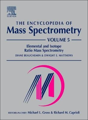 The Encyclopedia of Mass Spectrometry, Volume 5 - pr_464