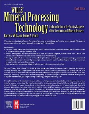 Wills' Mineral Processing Technology - pr_305139