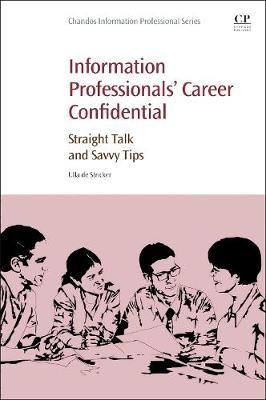Information Professionals' Career Confidential - pr_305156