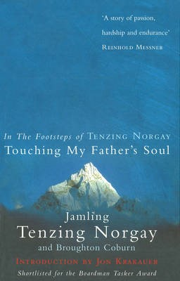 Touching My Father's Soul -