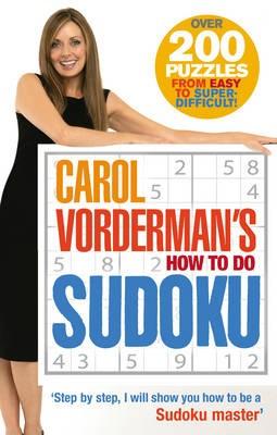 Carol Vorderman's How To Do Sudoku - pr_364510