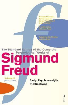 Complete Psychological Works Of Sigmund Freud, The Vol 3 - pr_60774