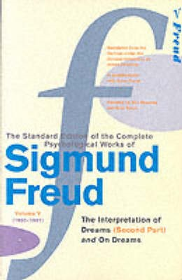 Complete Psychological Works Of Sigmund Freud, The Vol 5 - pr_60758
