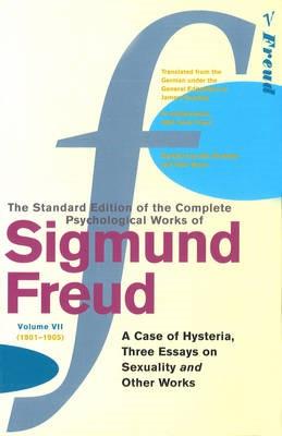 Complete Psychological Works Of Sigmund Freud, The Vol 7 - pr_60760
