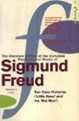 Complete Psychological Works Of Sigmund Freud, The Vol 10 - pr_60762