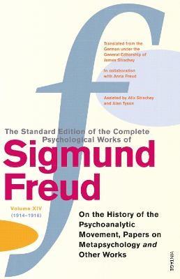 Complete Psychological Works Of Sigmund Freud, The Vol 14 - pr_60750