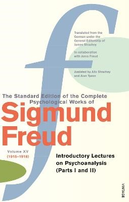 Complete Psychological Works Of Sigmund Freud, The Vol 15 - pr_60751