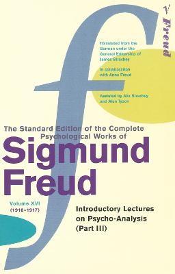 Complete Psychological Works Of Sigmund Freud, The Vol 16 - pr_60755