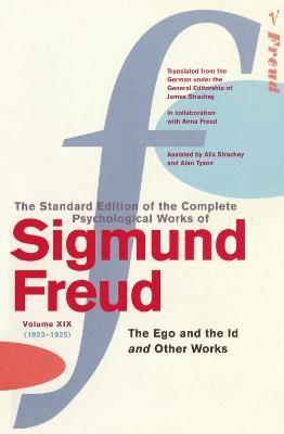 Complete Psychological Works Of Sigmund Freud, The Vol 19 - pr_60752