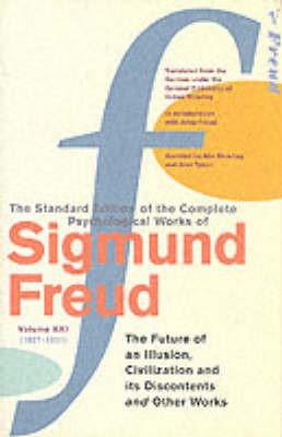 Complete Psychological Works Of Sigmund Freud, The Vol 21 - pr_60770