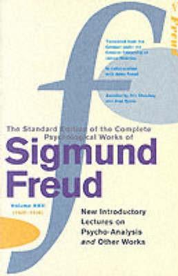 Complete Psychological Works Of Sigmund Freud, The Vol 22 - pr_60768