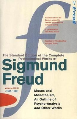 Complete Psychological Works Of Sigmund Freud, The Vol 23 - pr_60763