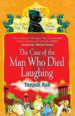 The Case of the Man who Died Laughing - pr_365907