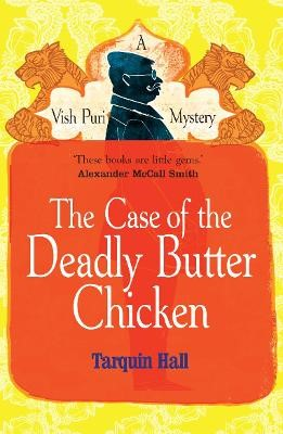 The Case of the Deadly Butter Chicken -