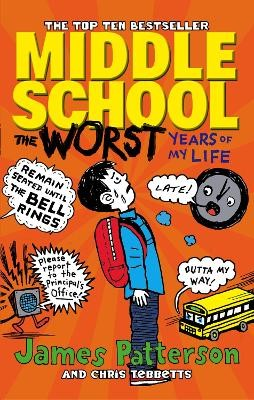 Middle School: The Worst Years of My Life - pr_174732