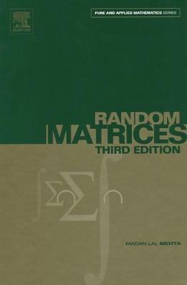 Random Matrices -